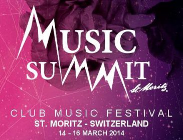 DJ Music Summit March 2016 Sankt Moritz – The Place to be