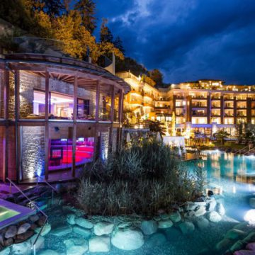 Sport- und Wellnessresort Quellenhof *****