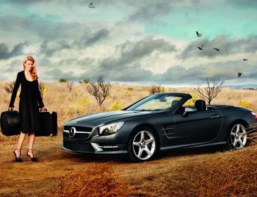 Behind the scenes of the Mercedes-Benz Fashion Campaign – Mercedes-Benz original