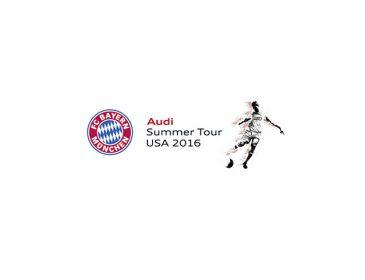Audi präsentiert FC Bayern München in den USA