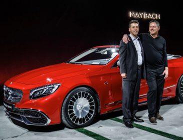 Auf 300 Exemplare limitiert: Neues Mercedes-Maybach S 650 Cabriolet