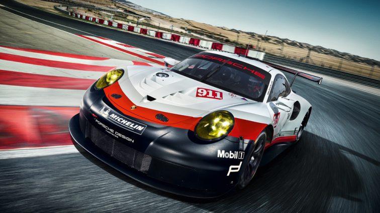 Spektakulärster Neunelfer aller Zeiten: Neuer Porsche 911 RSR für Le Mans
