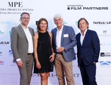 MPE-Media-Connect 2017: Medienbranche feiert neues Eventformat