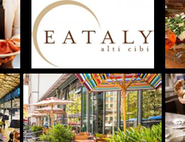 Eröffnungsfeier der Sommerterrasse des EATALY am 22. Juni 2017