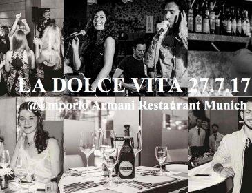La Dolce Vita – The new italian nightlife experience