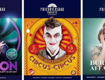 Zauberkunst, Circus und Verführung