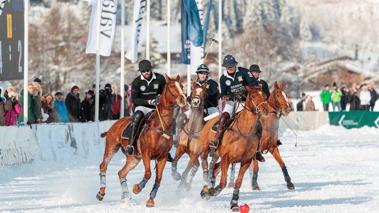 Der 16. Bendura Bank Snow Polo World Cup Kitzbühel 2018: Hochkarätige Marken, Prominenz und internationale Teams in Kitzbühel