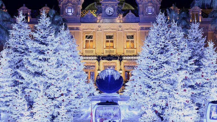 Ohhh let it shine in Monaco!