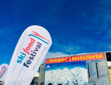 Geschmackvolles Opening: SkiFood Festival begeistert Skifans im Hochzillertal