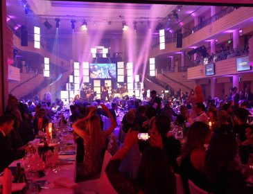 11. Audi Generation Award am 13. Dezember 2017 im Hotel Bayerischer Hof in München