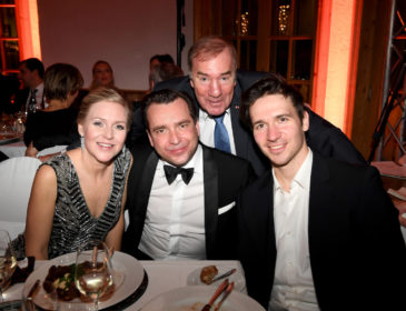 Hahnenkamm 2018: 1. FCR Eagles Charity Night hat die Audi Night abgelöst