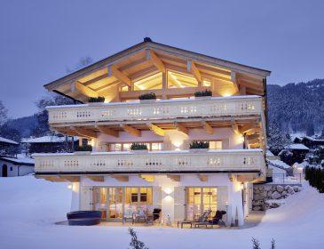Die neuen High Class Luxury Chalets vom Tennerhof in Kitzbühel