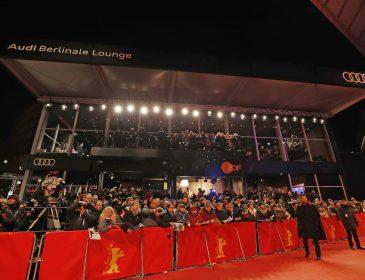 In der Audi Berlinale Lounge Filmkultur erleben