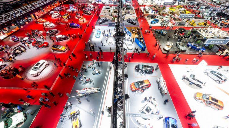 Der 88. Genfer Automobil-Salon vom 8. bis 18. März 2018
