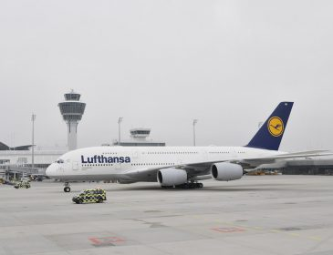"""Neuzugang am Airport: Airbus A380 – Die """"München"""" kommt nach Hause"""