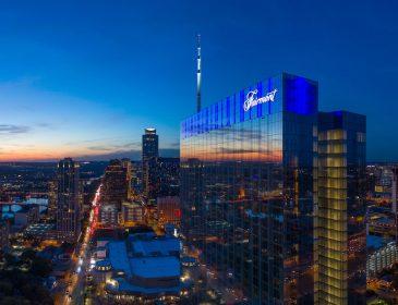 Fairmont Austin: Accorhotels eröffnet neues Mega-Hotel mit 13.000 qm großem Veranstaltungsbereich