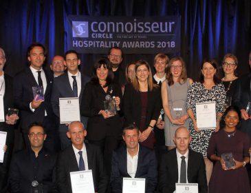 """Connoisseur Circle verleiht """"Editors ́ Choice Award 2018"""" an die Schultz Gruppe"""