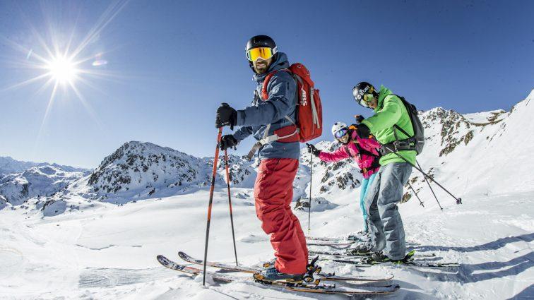 """Zillertaler Top-Kombination aus Pistenspaß und Hüttengenuss: """"Marthas Run"""" lässt Wintersportler-Herzen höher schlagen"""