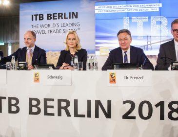 ITB Berlin 2018: Hochkonjunktur in der weltumspannenden Reisebranche