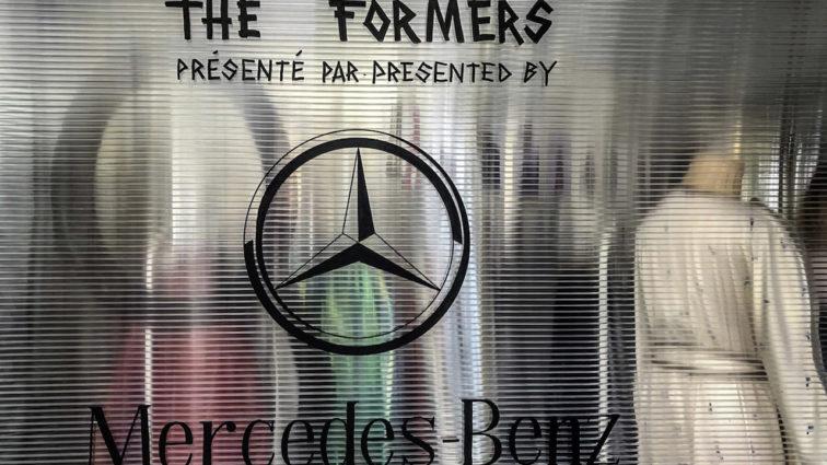 Das Mode-Engagement von Mercedes-Benz auf dem Hyères Festival