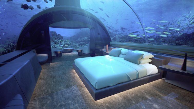 Conrad Maldives Rangali Island eröffnet einzigartige Unterwasser-Residenz