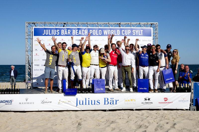 Polo Rekordwochenende auf Sylt