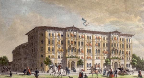 """160 Jahre """"Hotel zu den Vier Jahreszeiten"""": Stadt- und Hotelführungen auf königlichen Spuren"""