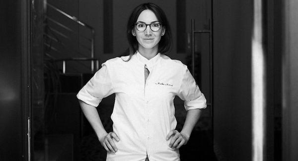 Maike Menzel steigt zur Küchenchefin im Sterne-Restaurant Schwarzreiter auf