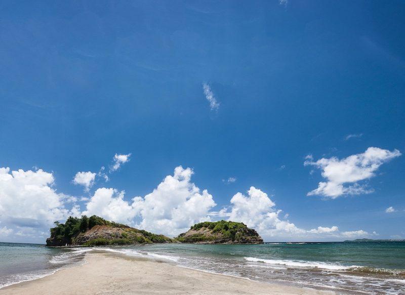 Naturphänomene auf Martinique
