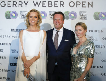 GERRY WEBER OPEN Fashion Night 2018