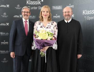 Elīna Garanča und Friends: Klassik in den Alpen 2018