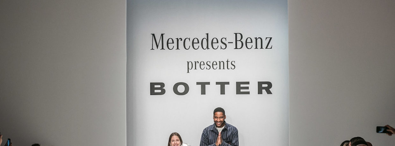 Auftakt MBFW Berlin: Mercedes-Benz presents BOTTER