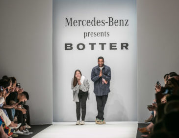 Auftakt MBFW Berlin: Mercedes-Benz presents BOTTER