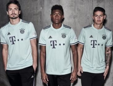 Höchstperformance in Pastell: Das FC Bayern-Auswärtstrikot 2018/19