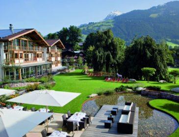 Das Hotel Kitzhof in Kitzbühel ist das perfekte Basislager für zahlreiche Sportveranstaltungen und zum aktiven Natur-Erleben