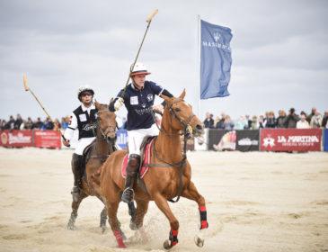 Maserati mit eigenem Team beim Beach Polo auf Sylt