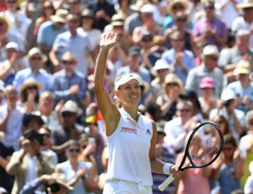 Angelique Kerber triumphiert in Wimbledon