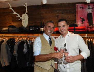 Alpenrocker Andreas Gabalier liebt alpinen Lifestyle
