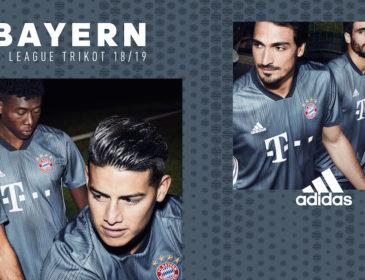 Das Champions-League-Trikot des FC Bayern ist aus recyceltem Kunststoff