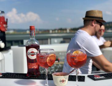 Heißes Design, coole Drinks: Chillen und genießen auf Stuttgarts Rooftop-Bar Wolfram Bar & Terrace des Jaz Stuttgart