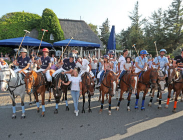 Berenberg German Polo Masters Sylt: Jubiläums-Poloparade in Kampen