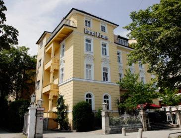 Pünktlich zum Oktoberfest eröffnet in München Deutschlands erstes Pop-down Hotel: Hotel Krone