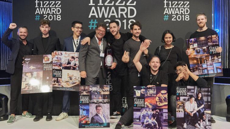 Verleihung FIZZZ Award 2018: Beste Gastronomie-Konzepte Deutschlands gekürt