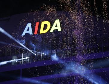 AIDAnova ist getauft! 25.000 feiern in Papenburg beim AIDA Open Air mit Star DJ David Guetta