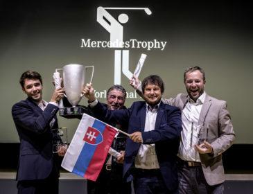 MercedesTrophy World Final 2018 in Stuttgart