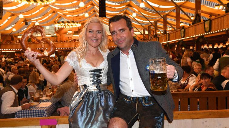 3. FCR Business Eagles Wiesn am 4. Oktober 2018 in der Fischer-Vroni in München