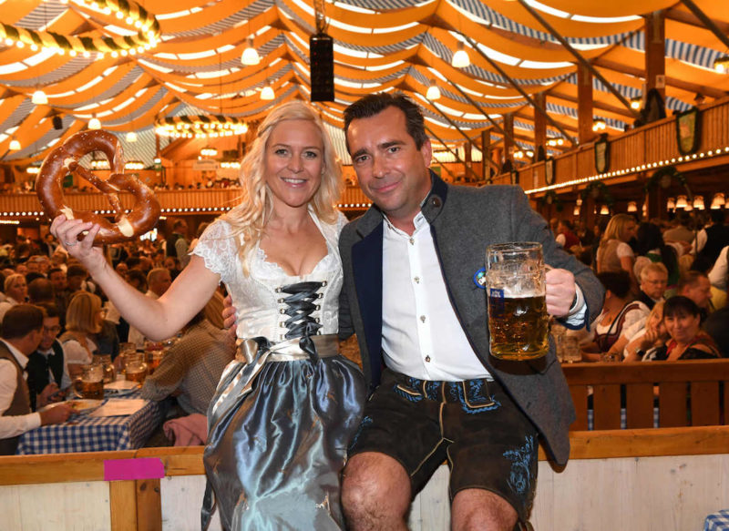 3. FCR Business Eagles Wiesn am 4. Oktober 2018 in der Fischer-Vroni in München