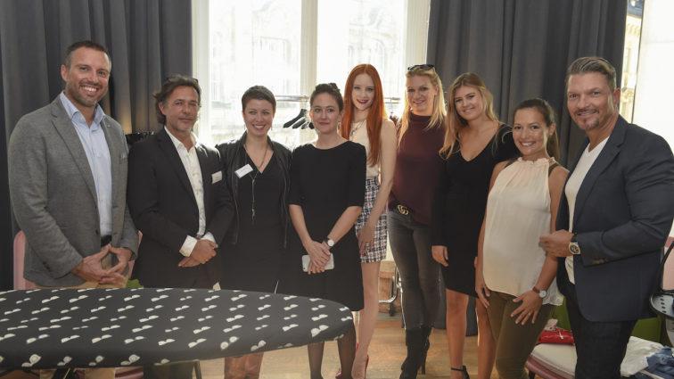 Laurastar-Event im Münchner Lovelace Hotel