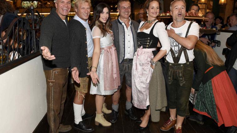 Oktoberfest 2018: Welt der Wunder-Wiesn im Marstall Zelt am 2. Oktober 2018