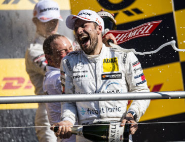 Gary Paffett gewinnt DTM-Titel trotz Sixpack von René Rast